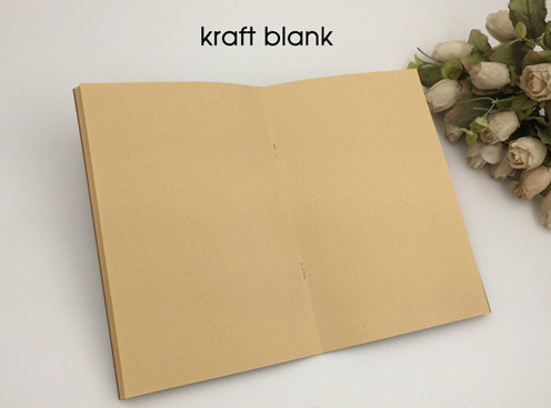 Lõi giấy thay thế ruột sổ da Midori A5 1