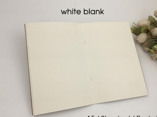 Lõi giấy thay thế ruột sổ da Midori A5 2