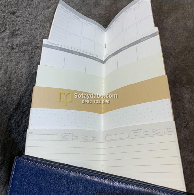 notebook refill