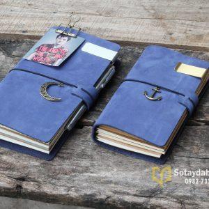 Sổ Midori Traveler's Notebook size tiêu chuẩn 1