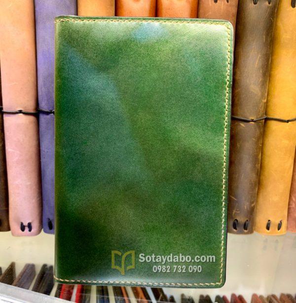 Fieldnote màu xanh rêu