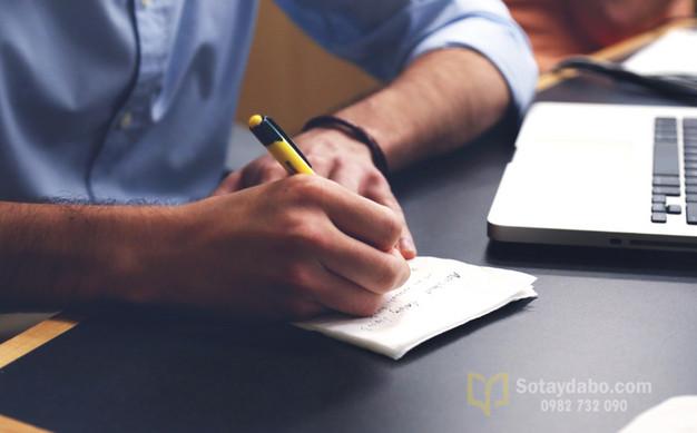 Những lợi ích của việc ghi chép hàng ngày